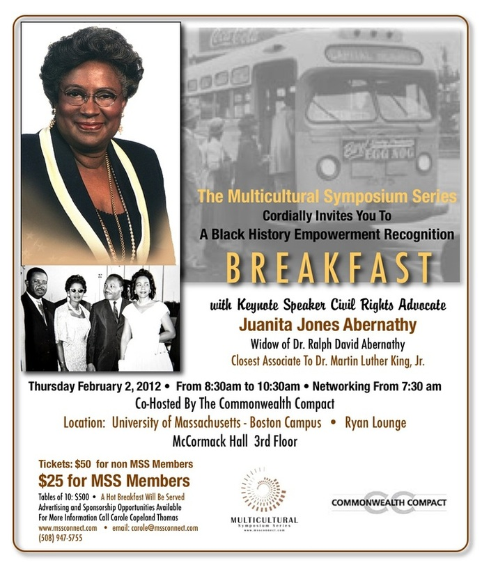 Feb 2nd Black Hiistory Breakfast Flyer
